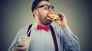 Hängst du noch an deinem Business-Burger?